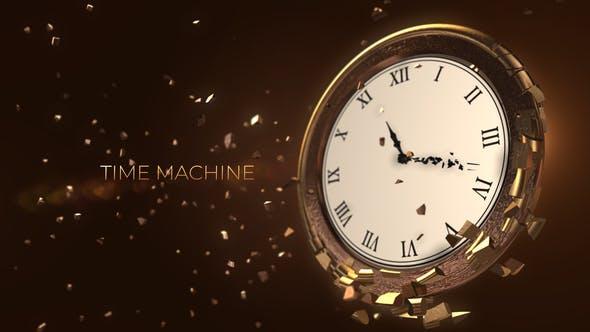 Videohive Element 3D Clock 22090834