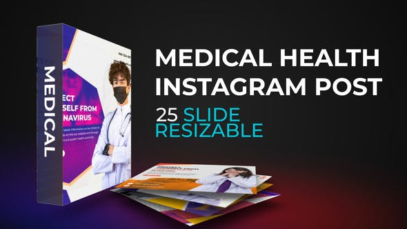 Videohive Medical Healthcare Promo Pack 31700675