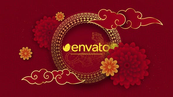 Videohive Chinese New Year 2022 31783401