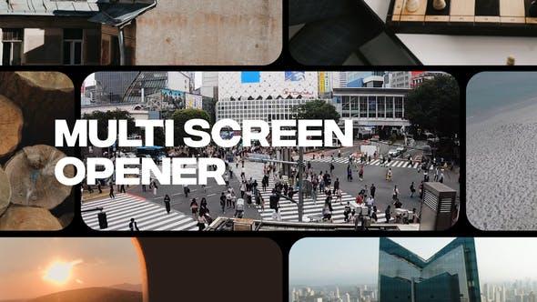 Videohive Dynamic Multi Screen Opener 31693727