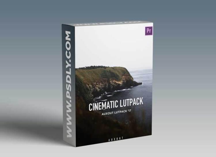 AUXOUT – CINEMATIC LUT PACK '17