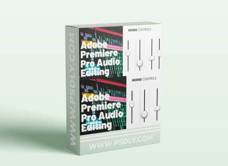 Adobe Premiere Pro Audio Editing: Learn how to edit audio in Adobe Premiere Pro