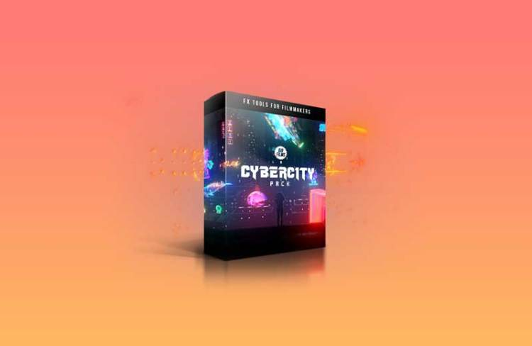Bigfilms CYBERCITY Pack