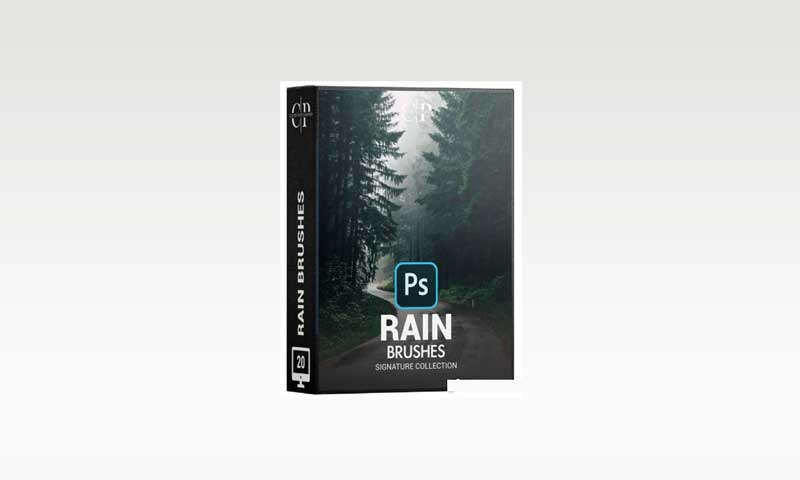 Clever Photographer Rain Brushes