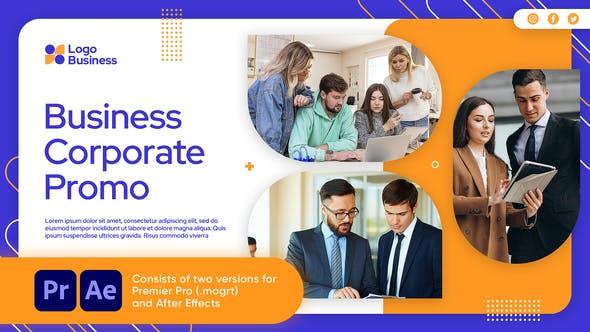 Videohive Business Corporate Promo 30584682