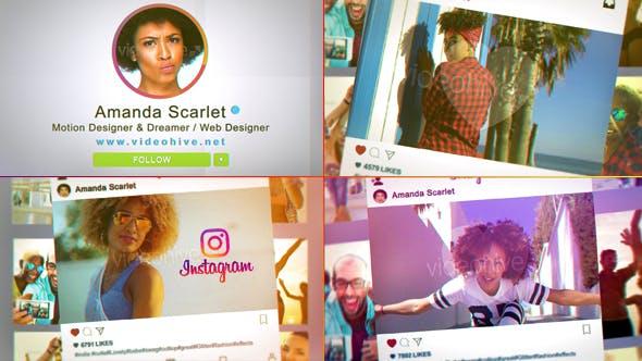 Videohive Instagram Multipurpose 20604576