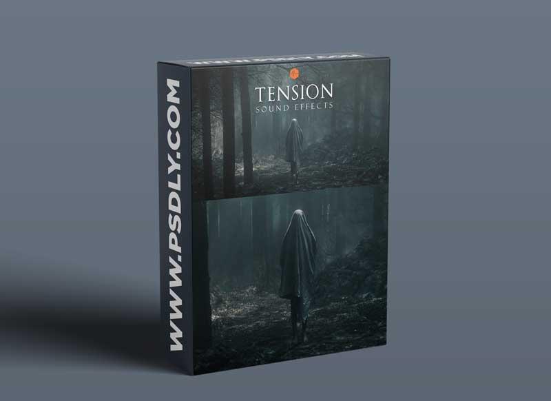 Triune Digital Tension SFX WAV