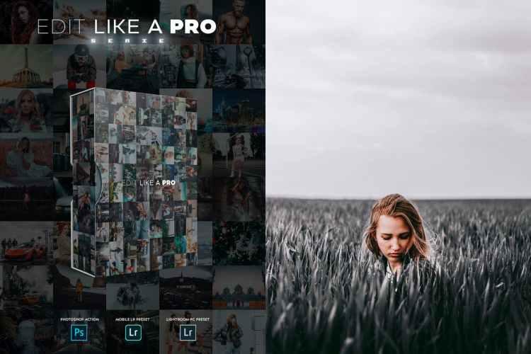 Edit Like A PRO 37th - Photoshop & Lightroom