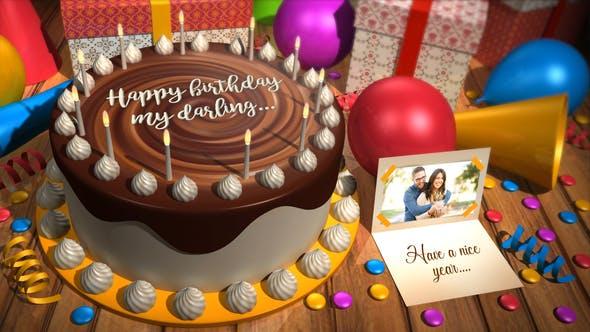 Videohive Birthday 21599438