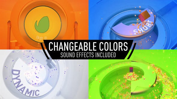 Videohive Abstract Dynamic Intro 31727366