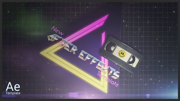 Videohive 80s Fever 5069553