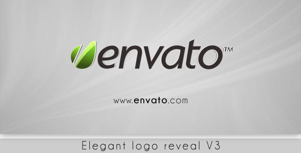 Videohive Elegant Logo Reveal V3 4737785
