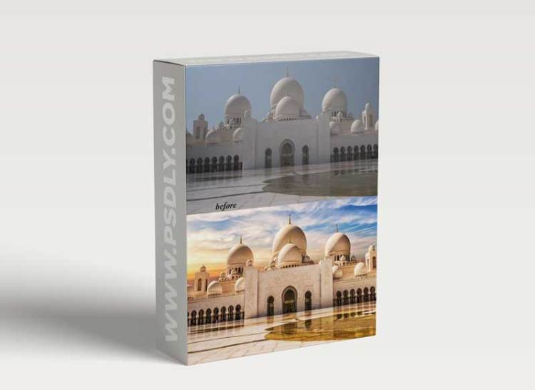 Landscaphoto - The Grand Mosque Edit