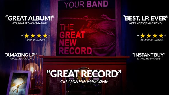 Videohive New Record Project 32140883
