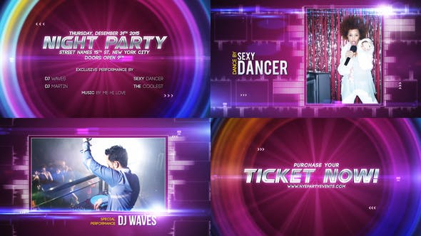Videohive Promote Your Event v3 13661236