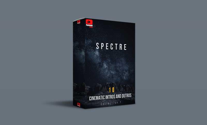 SPECTRE Cinematic IntrosOutros Collection 1