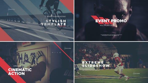 VideoHive Sport Opener 21811396