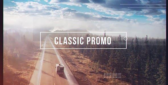 Videohive Classic Promo 19803980