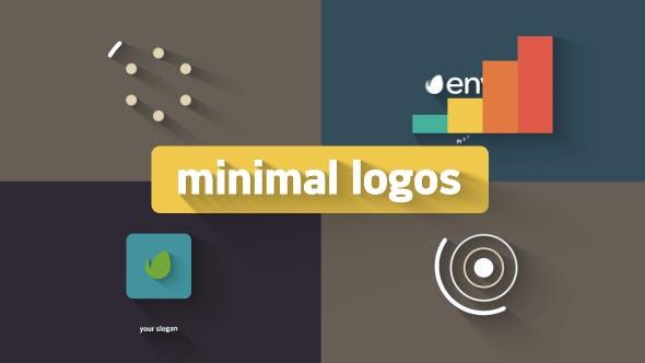 Videohive Minimal Logos 13575643