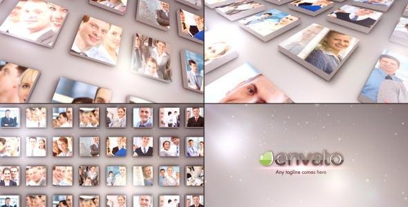 Videohive Multi Photo Video Gallery Logo 8681586