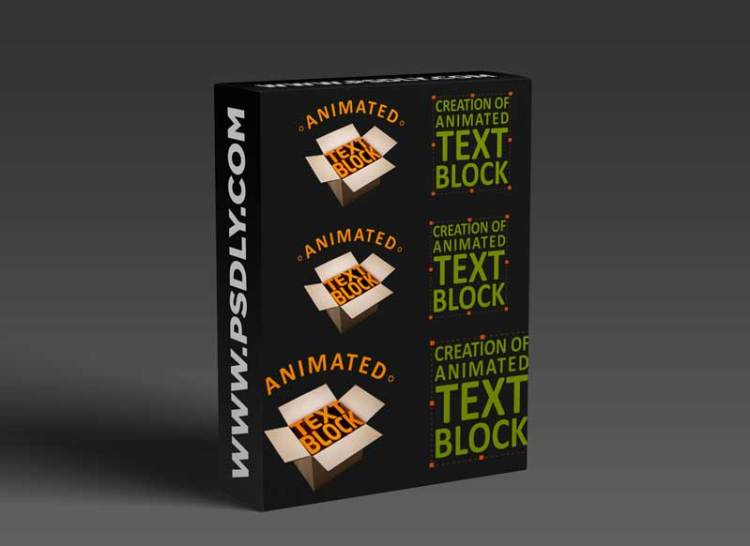 Animated Textblock 1.62 for After Effects