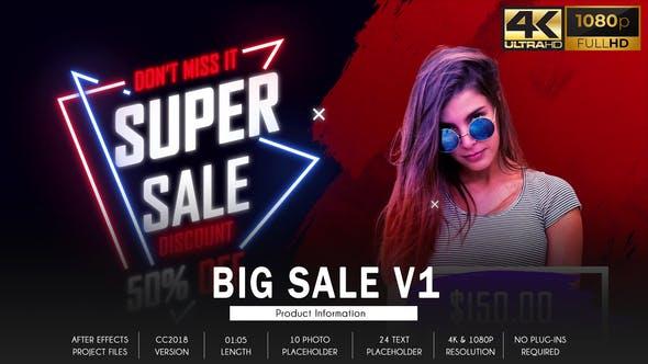 Videohive Black Friday Big Sale B97 33169291