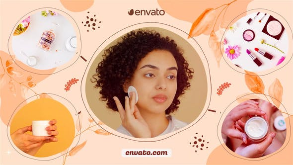 Videohive Beauty Salon and Cosmetics Slideshow 32936327
