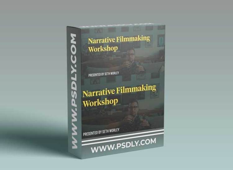 Academy Of Storytellers - Narrative Filmmaking by Seth Worley