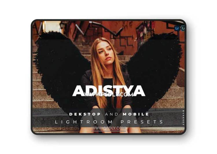 Adistya Desktop and Mobile Lightroom Preset