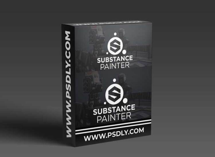 Artstation - Substance Painter 101 by Christophe Desse