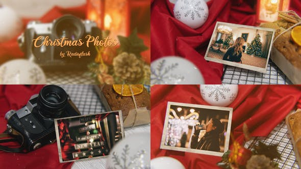 Videohive Christmas Photos 29501571