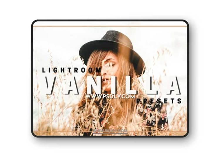 CreativeMarket - Vanilla Lightroom Presets Collection 6246410