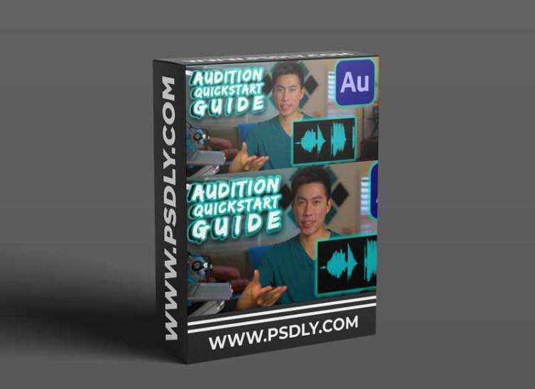 Enhance Voice-Over Audio in Adobe Audition!