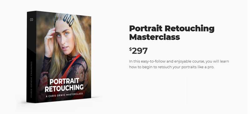 Portrait Retouching Masterclass