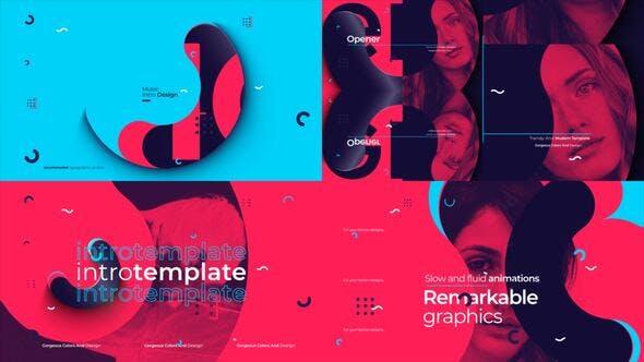 Videohive Intro Design