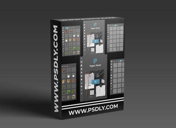 Paper Panel - Mockup Creator by Simon Henke
