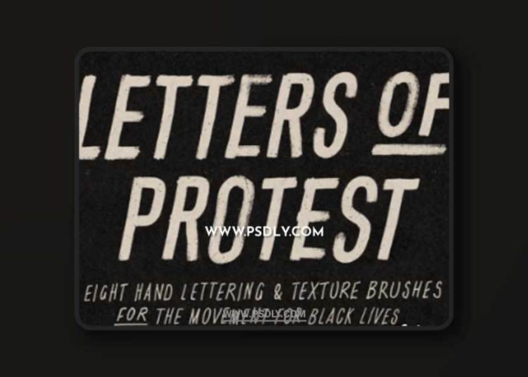 True Grit Texture Supply - Letters of Protest