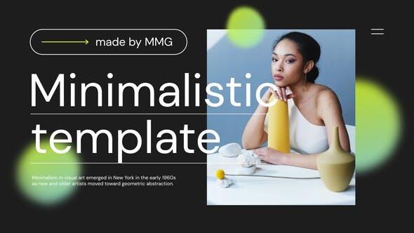 Videohive Minimalist Fashion Promo 33961462