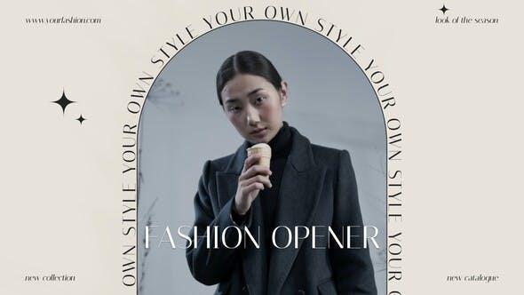 Videohive - Fast Fashion Opener - 33183199