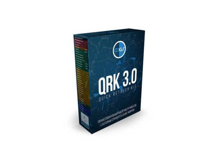 AXIS Quick Retouch Kit 3.0