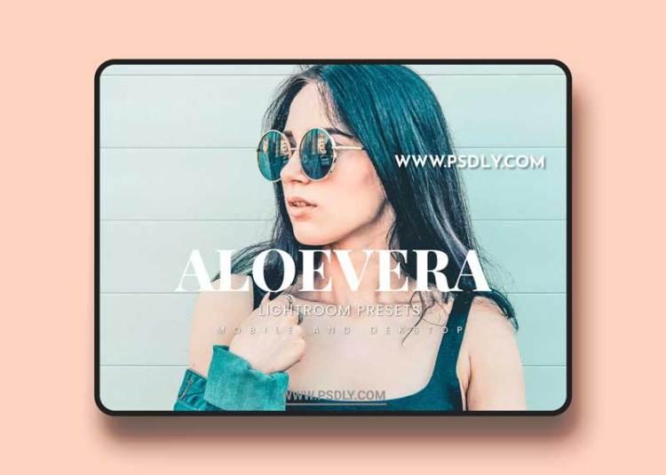 Aloevera Lightroom Presets Dekstop and Mobile