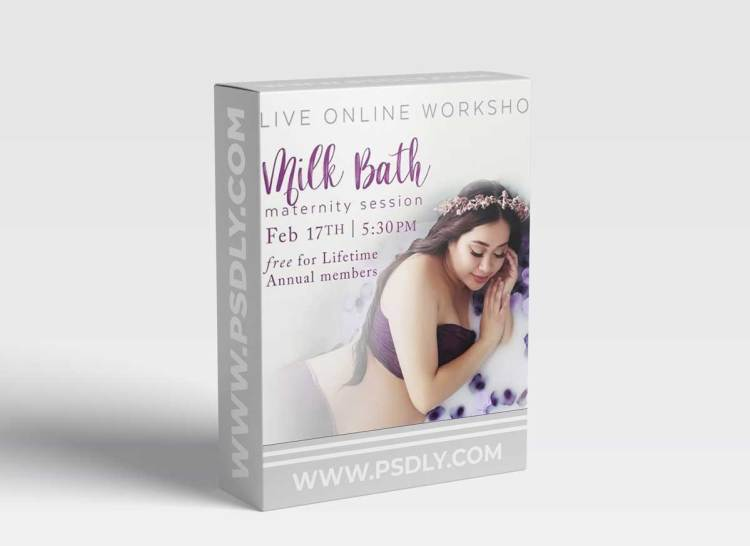 Ana Brandt - Milk Bath Maternity Live Workshop