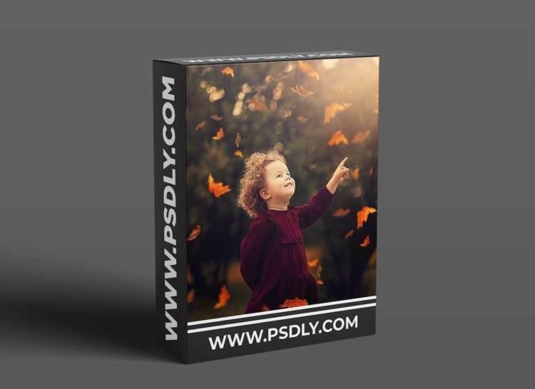 Anastasia Kuchina - Saturated Autumn Edit