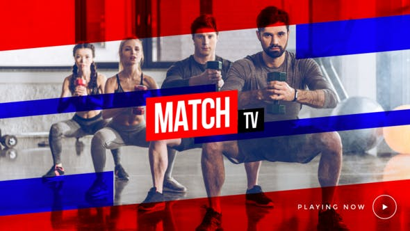 Videohive - Sport Channel Broadcast Pack - 33681137