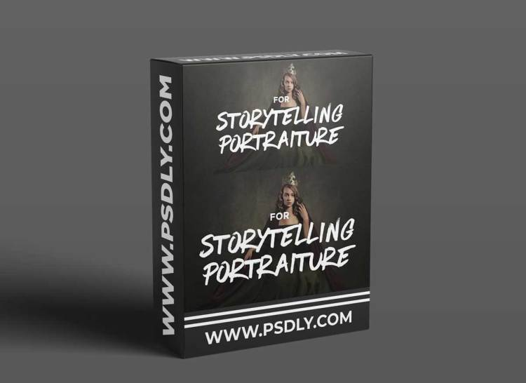 CreativeLive - Capturing Story in Portrait Photography