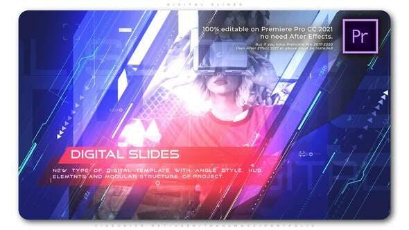 Videohive - Digital Slides - 33715156