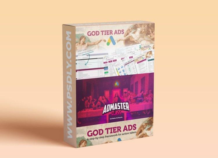 Ed Leake – God Tier Ads Free Download 2021