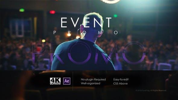 Videohive Event Promo 22489458