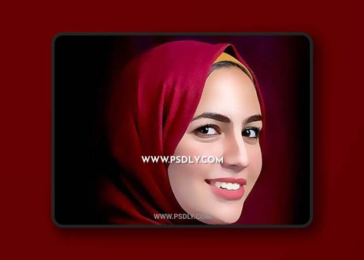 GraphicRiver - Vector Painting V2 Photoshop Action 23098826