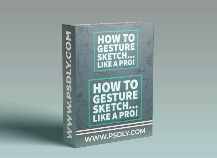 How to Gesture Sketch... Like a Pro!